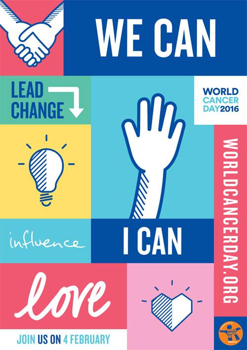Dia Mundial contra el Cancer 2016