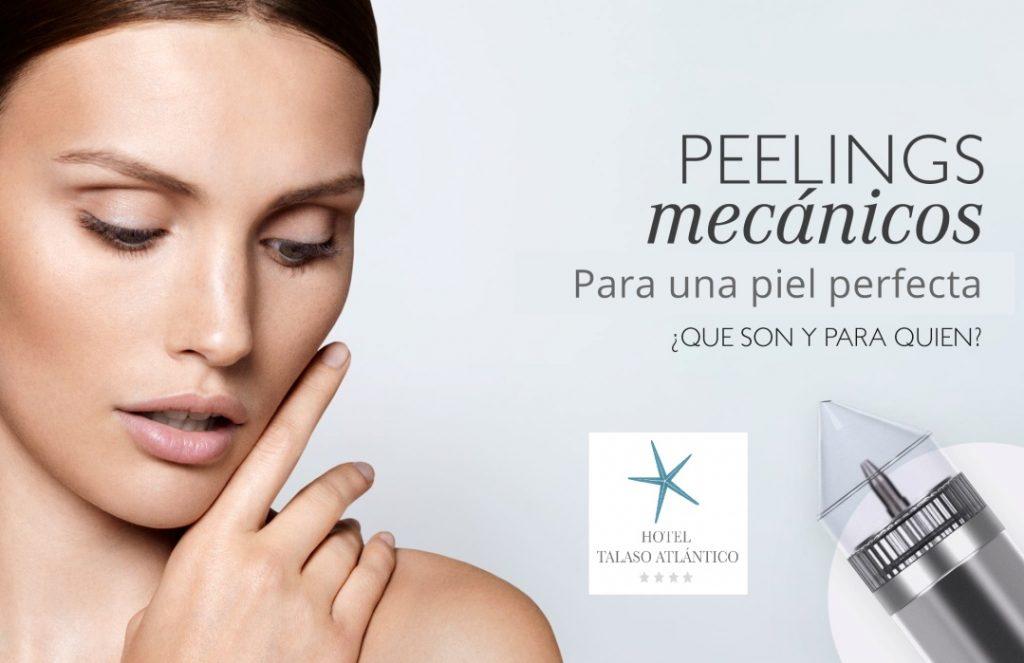 Peelings mecanicos para una piel perfecta