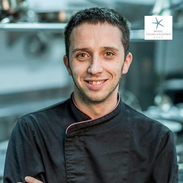 Chef Javier Fins Jefe de Cocina en HTA
