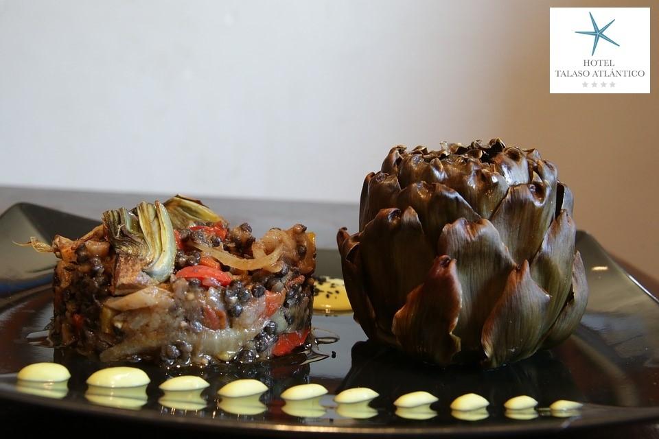 las alcachofas de javier fins