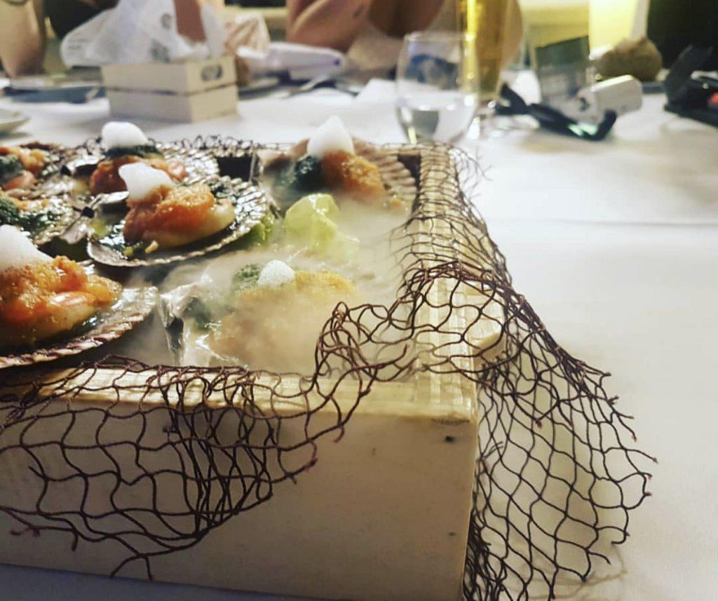 Receta restaurante faro de volandeiras