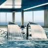 Recorrido Marino del hotel Talaso Atlantico, el primer circuito de talasoterapia de Galicia