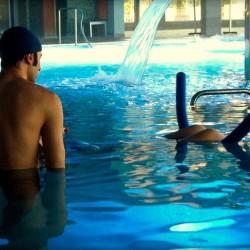 Fisioterapia acuática en Talaso Atlantico
