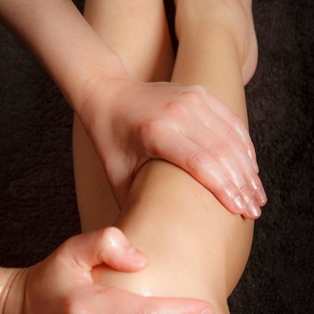 Masaje Circulatorio (de piernas)