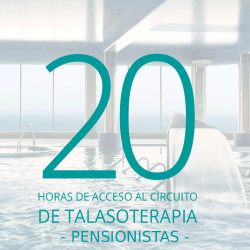 Bono Pensionista 20 horas de Recorrido Marino (*) - Válida de lunes a viernes